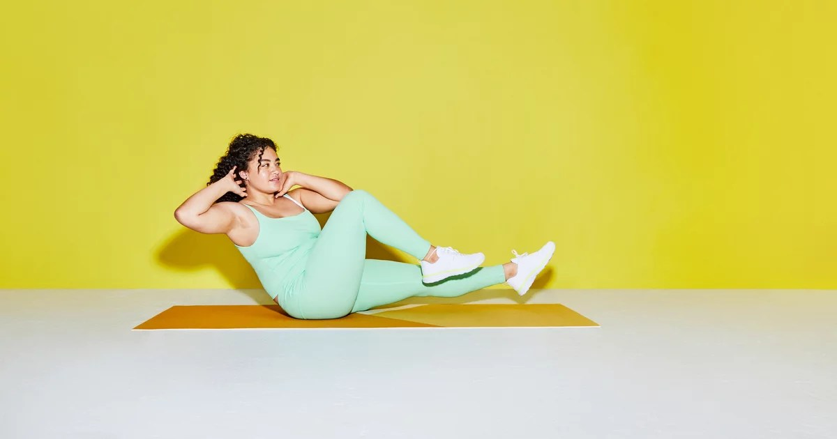 Try This 34-Minute Tabata Workout at Home  It's Printable and Entirely Bodyweight