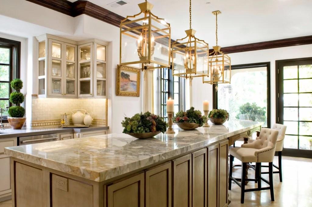 Real Housewife Vicki Gunvalsons Kitchen POPSUGAR Home