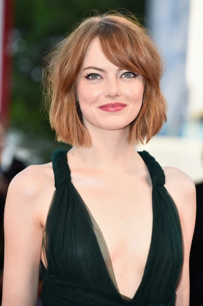 Best Celebrity Looks With Short Wavy Hair 2014 POPSUGAR