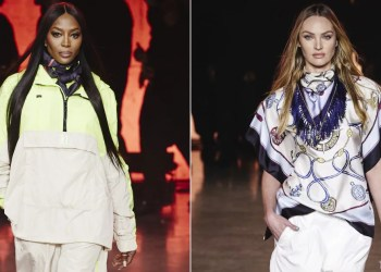 Tommy Hilfiger Chose An All-Star Cast to Model His TommyNow Spring 2020 Collection in London