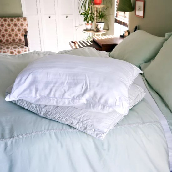 how to wash yellow pillows popsugar