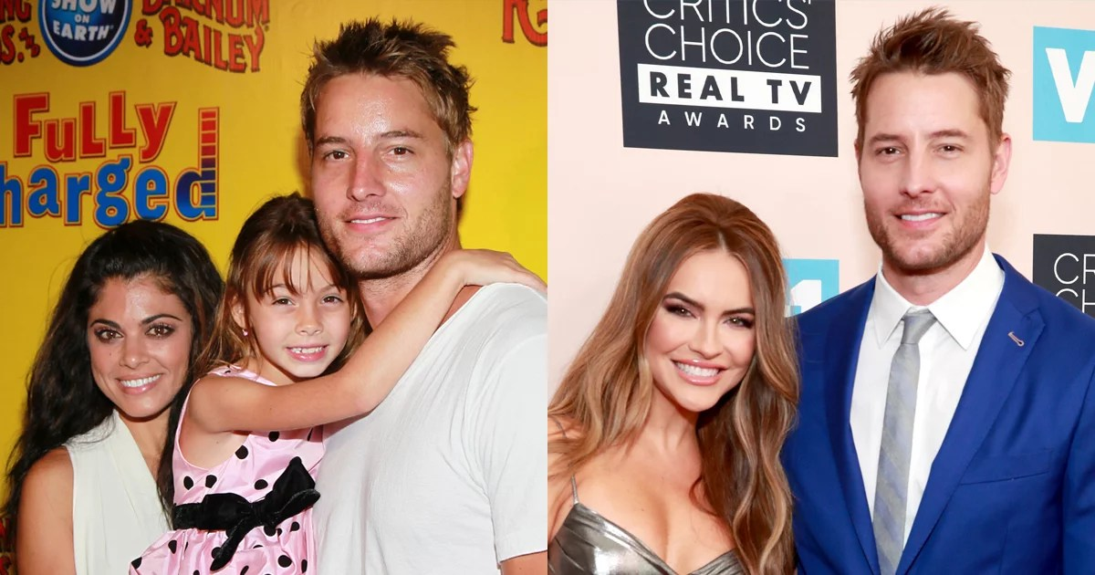 Prior to Meeting Chrishell Stause, Justin Hartley Was Married Once Before