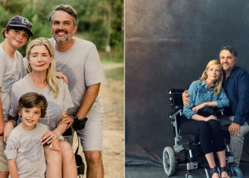 """After Having a Debilitating Stroke at 26, This Mom Is Truly Living Life """"Unafraid"""""""