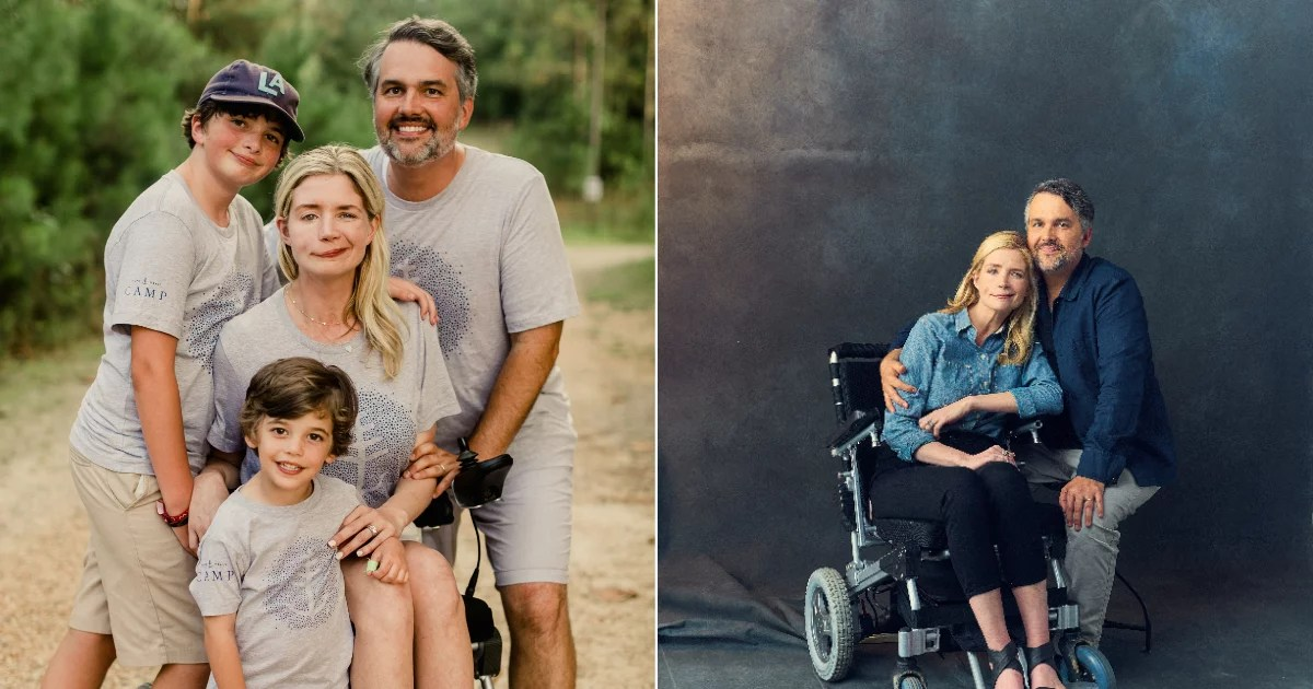 "After Having a Debilitating Stroke at 26, This Mom Is Truly Living Life ""Unafraid"""