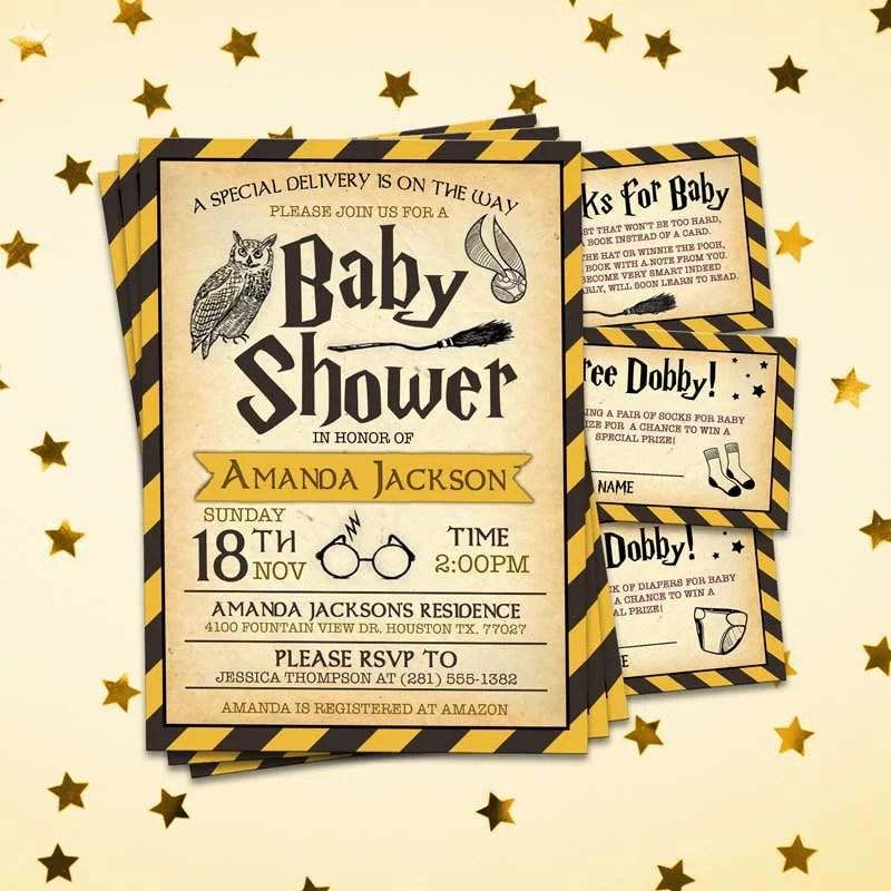 Unique Baby Shower Invitations Popsugar Family