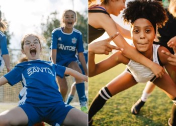Photographer Kate T. Parker Is Releasing a New Soccer-Inspired Book  and the Photos Are Everything