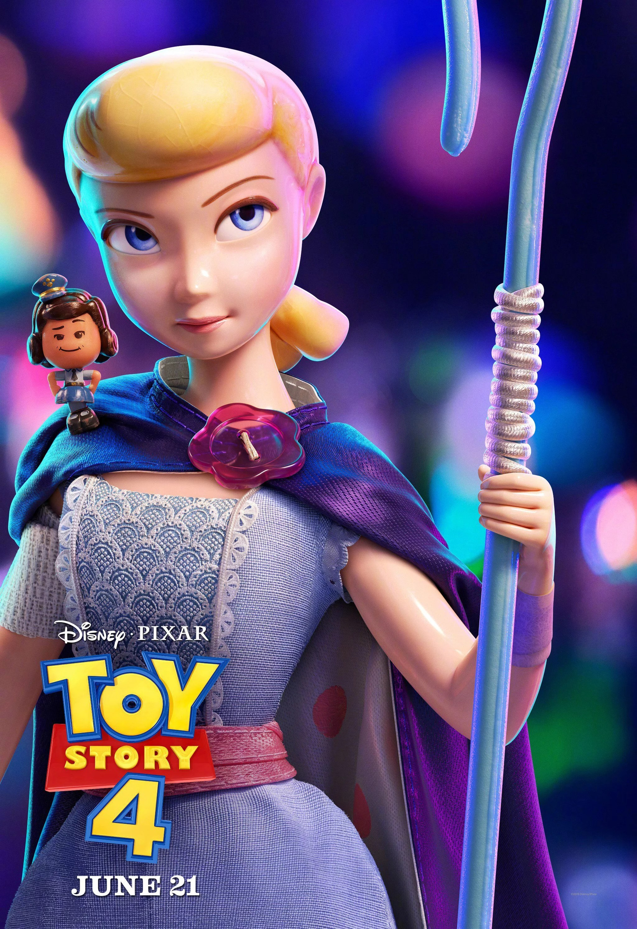 What Happens To Bo Peep In Toy Story 4