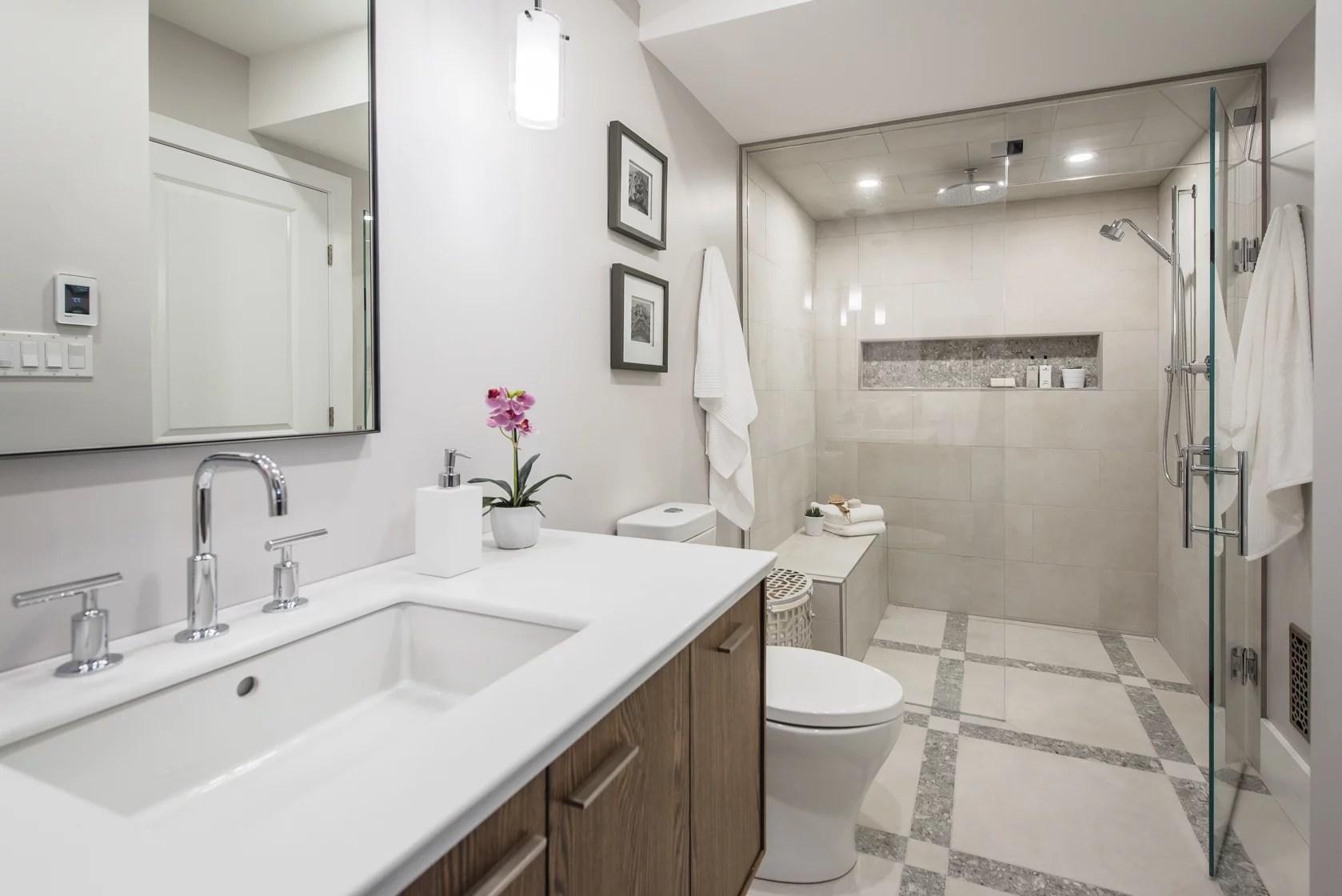 Luxurious Bathroom Updates