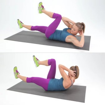 Image result for crunches images