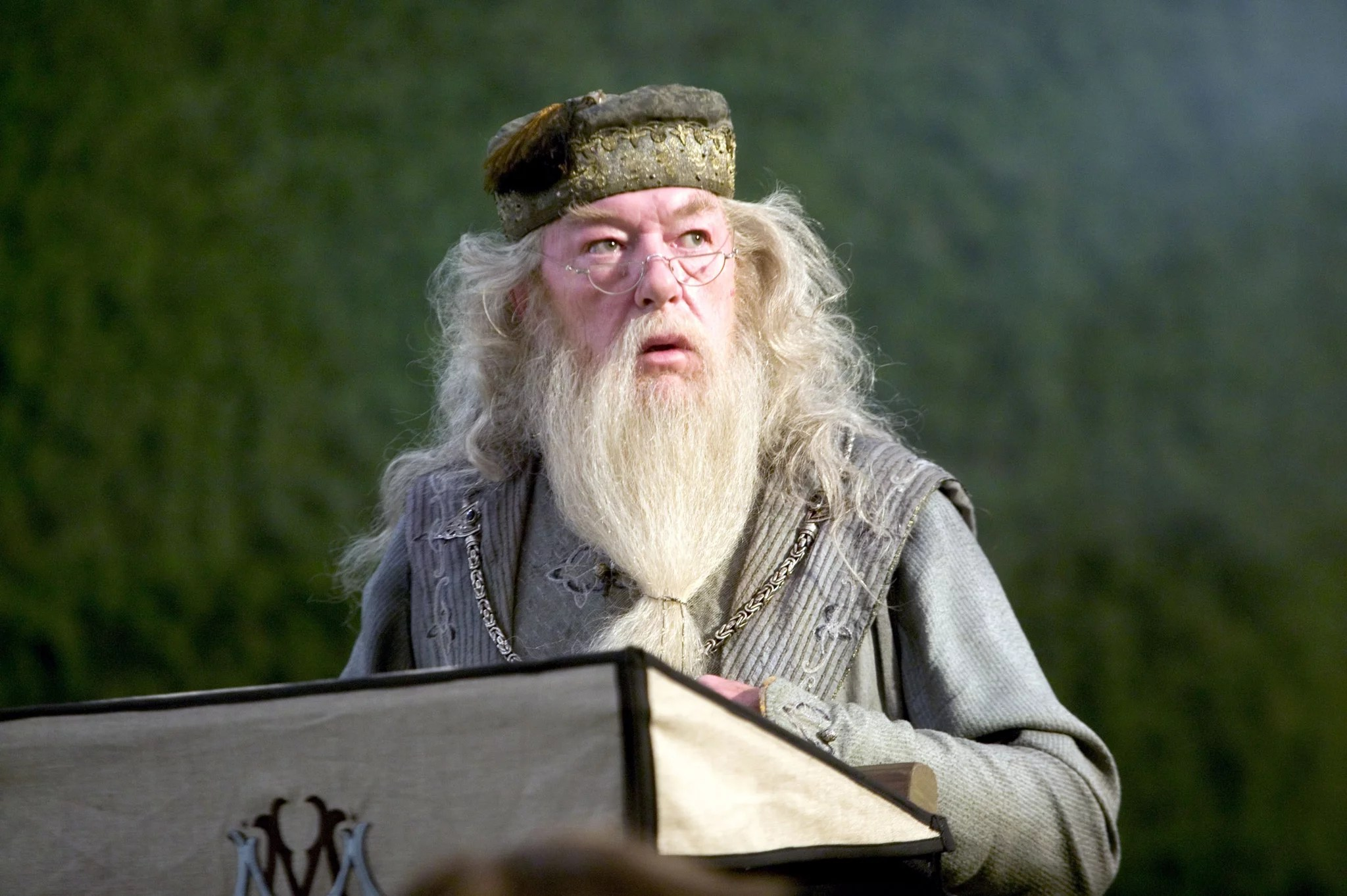 Hint In Harry Potter About Dumbledore S