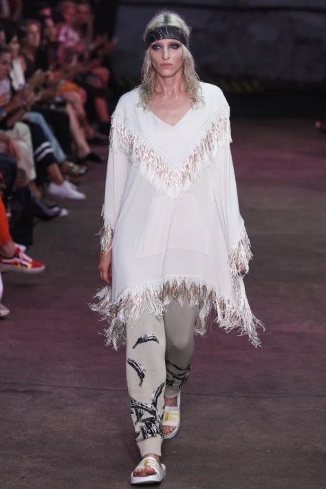 The Baja East collection was shown at NYFW on Sept. 9.