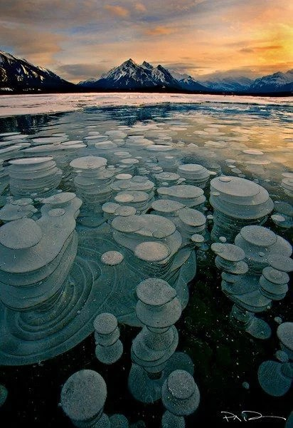Abraham Lake Canada Most Pinned Places In The World POPSUGAR Smart Living Photo 6