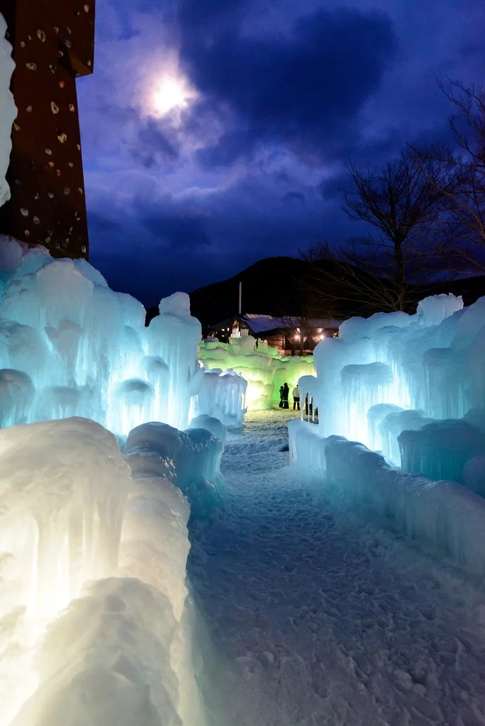 Take A Frozen Inspired Vacation At Ice Castles POPSUGAR Moms