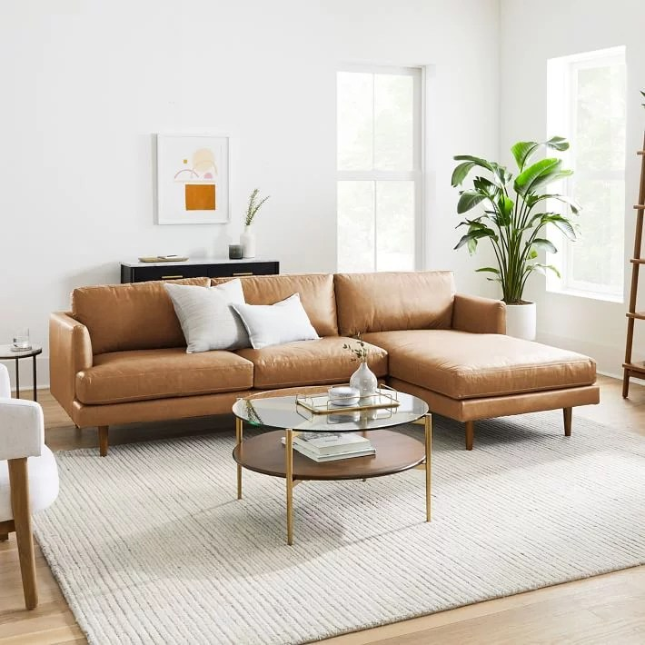 most comfortable sectional sofas