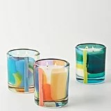 Get the Look: Claire Desjardins Glass Candle
