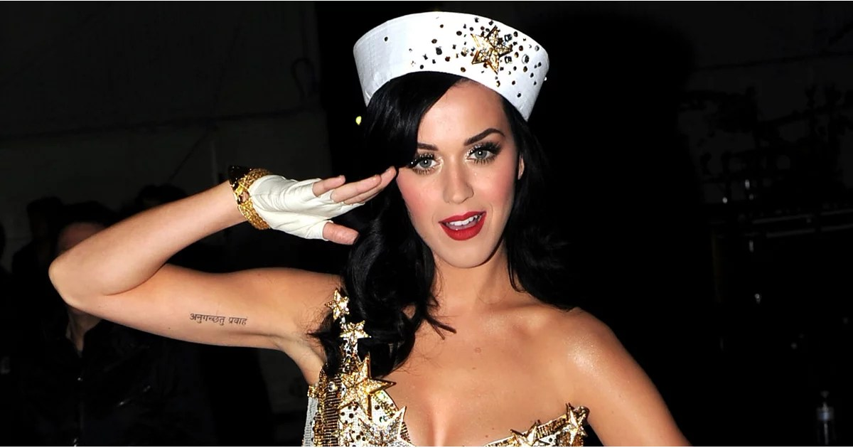 See Katy Perry's Sexiest Moments, Both On and Off the Stage