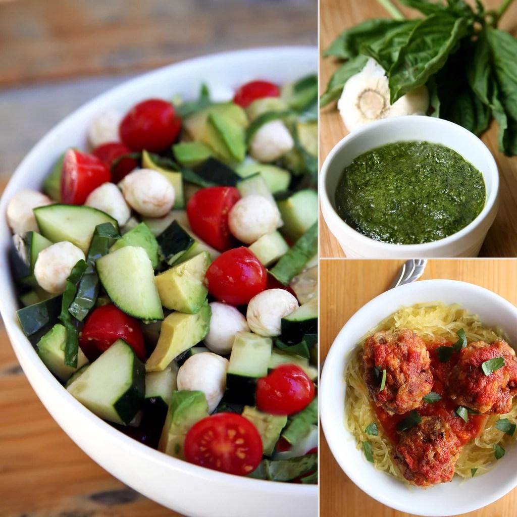 Healthy Italian Food Recipes