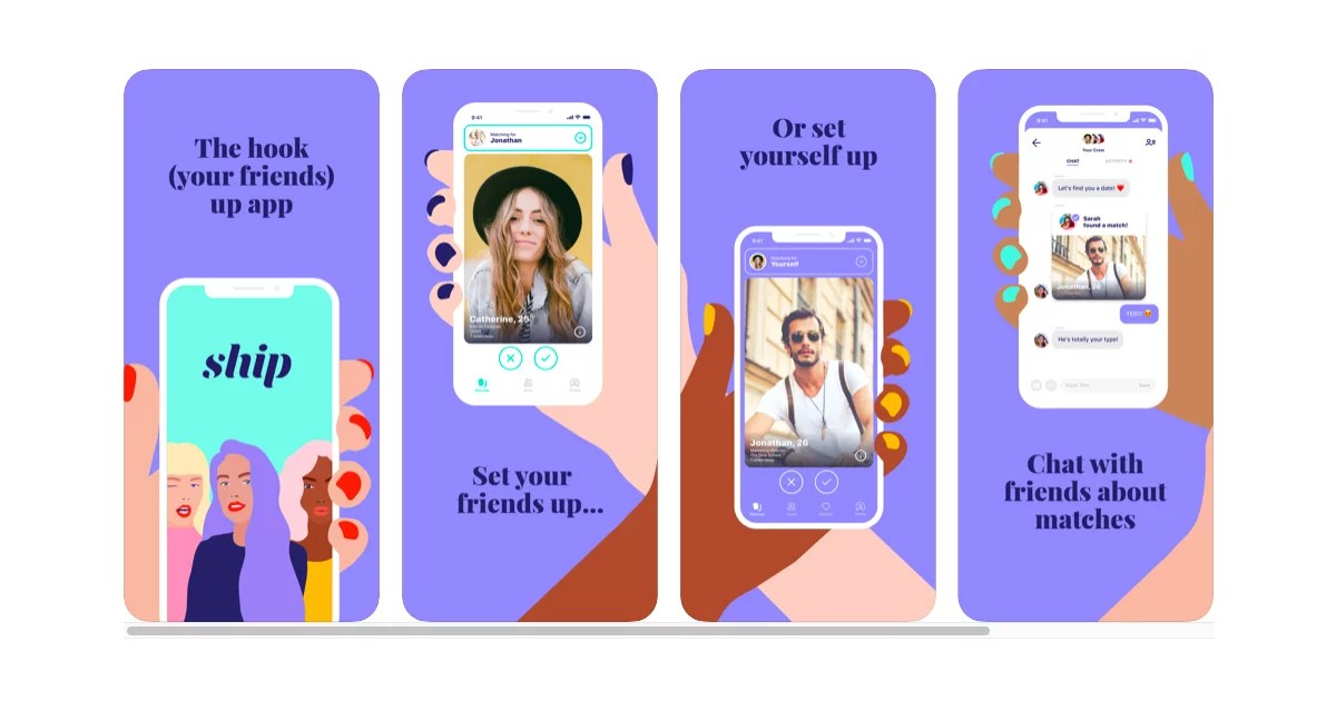 Want to Let Your Friends Control Your Love Life? This Dating App Lets Them Swipe For You