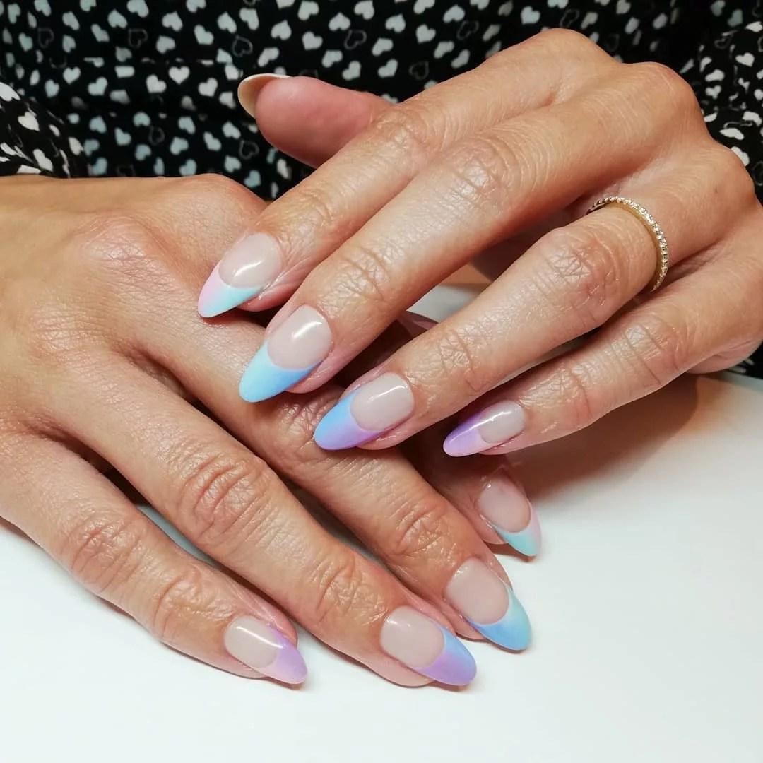 French Manicure Ideas Popsugar Beauty