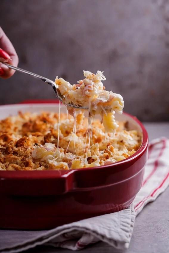 Chicken Cordon Bleu Casserole Ree Drummond Casserole