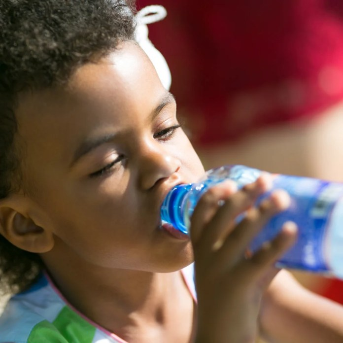 Jour 3: Restez hydraté
