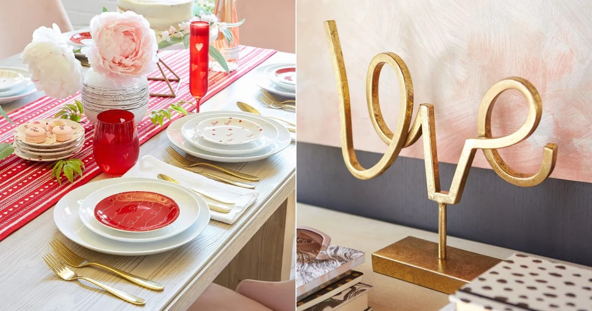 Wait, Did You Know Pier 1 Imports Had This Much Cute Valentine's Day Decor?
