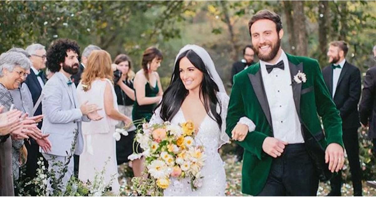 Kacey Musgraves Wedding Pictures POPSUGAR Celebrity