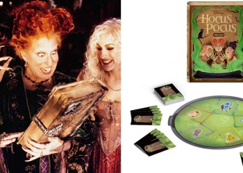 Form a Calming Circle, Because Disney Is Releasing a Hocus Pocus Game For Halloween