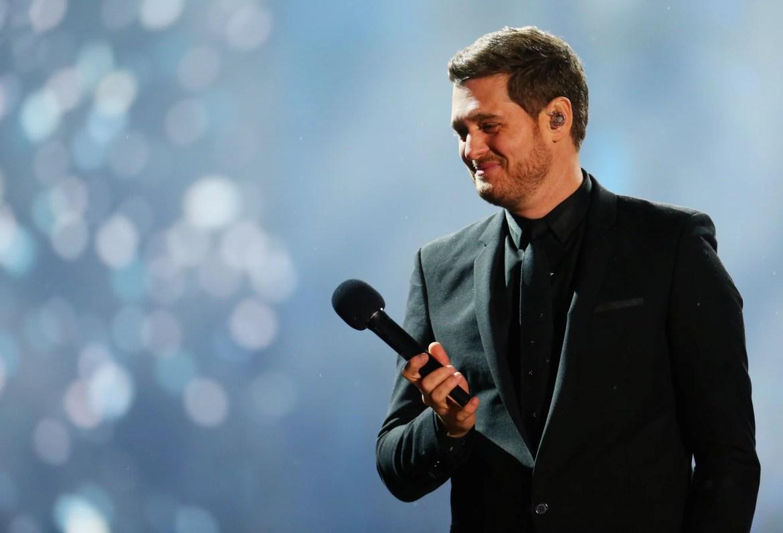 SYDNEY, AUSTRALIE - 5 octobre: Michael Buble se produit au stade Allianz le 5 octobre 2018 à Sydney, en Australie. (Photo de Don Arnold / WireImage)