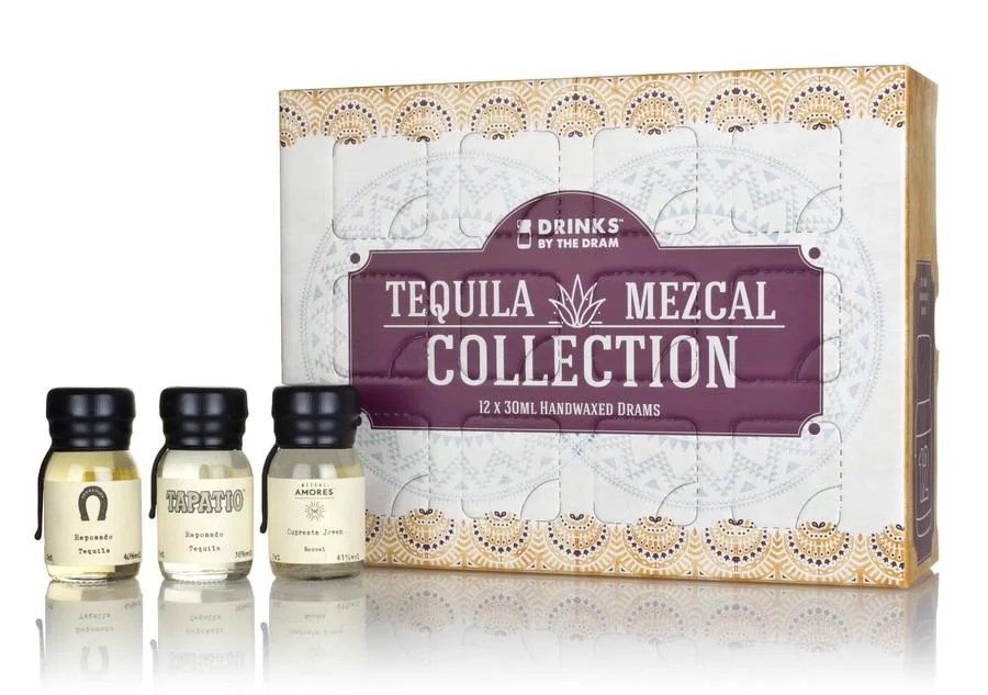 Collection Series' Tequila & Mezcal Advent Calendar