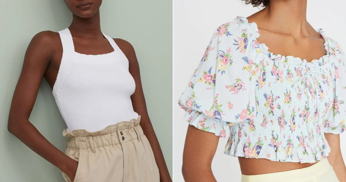 Photo of Small Bust? These 23 Cute and Flattering Tops Were Made For You