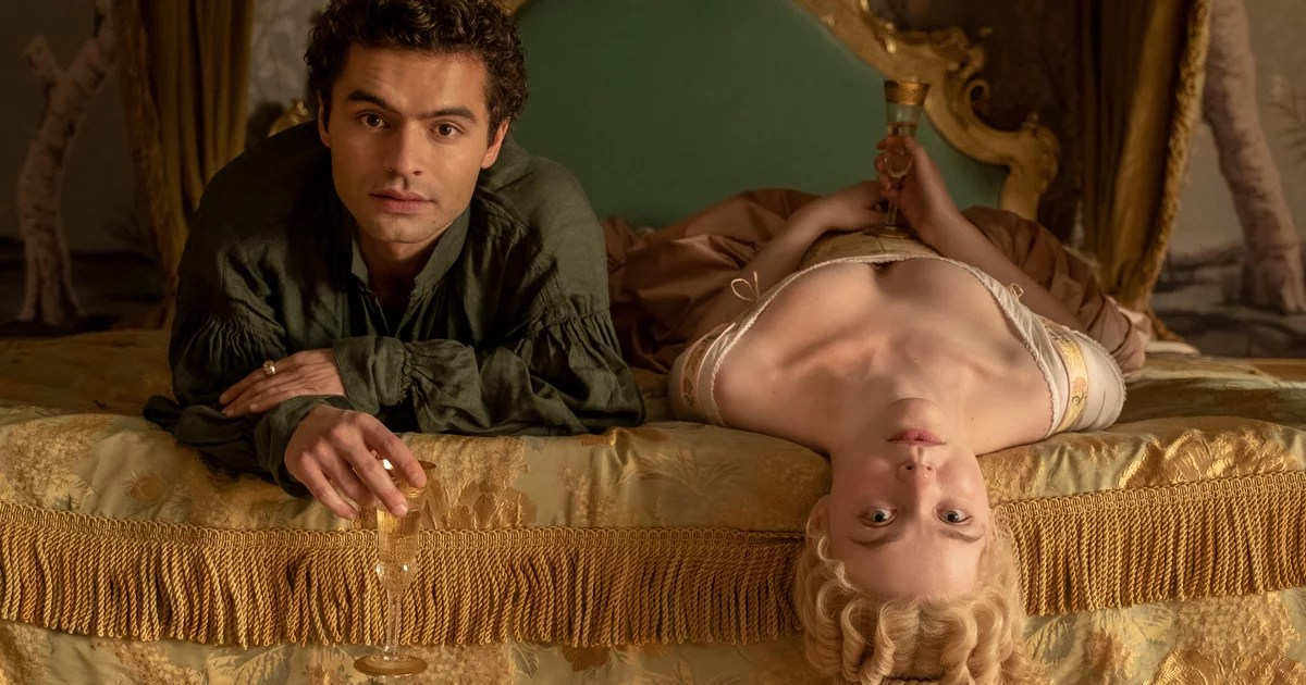 "The Great: Sebastian de Souza on How Leo and Catherine ""Turned the Male Gaze on Its Head"""