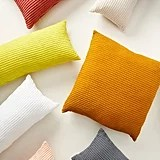 Get the Look: Woven Waffle Pillow