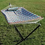 Koeninger Spreader Bar Hammock With Stand