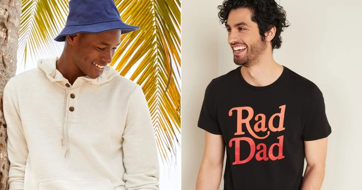 13 of the Best Father's Day Gift Ideas at Old Navy  Nothing's Over $40