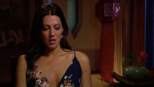 Image result for Um, This Key Moment From The Bachelorette Trailer Never Really Happened