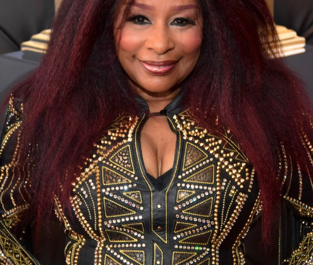 Chaka Khan Heres Your A To Z List Of All The Celebs Who