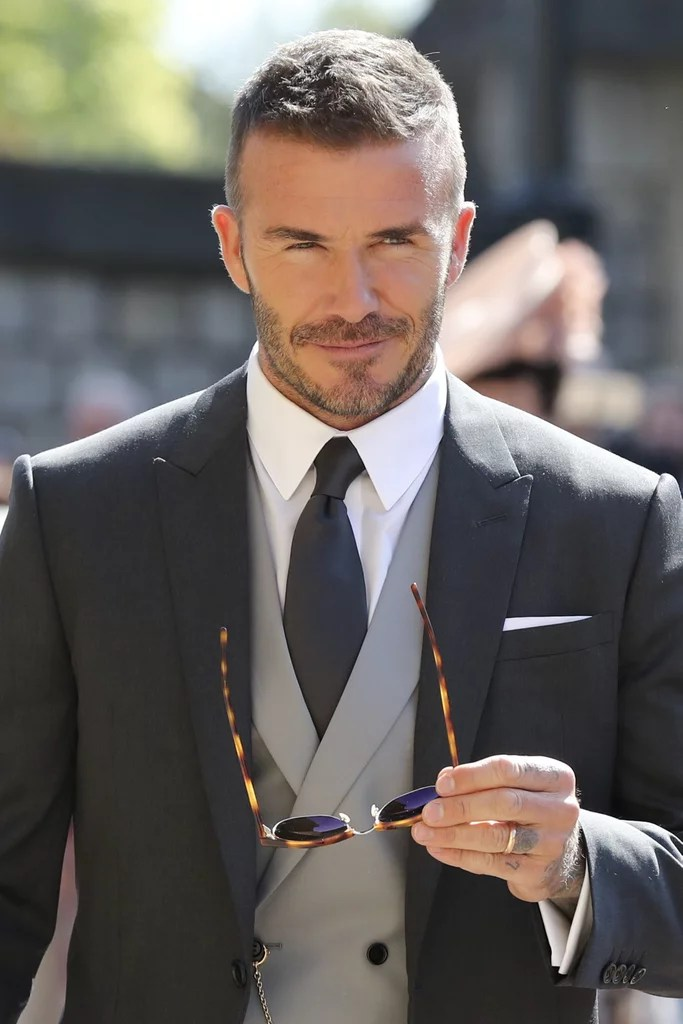 David Beckham At Royal Wedding 2018 Pictures POPSUGAR