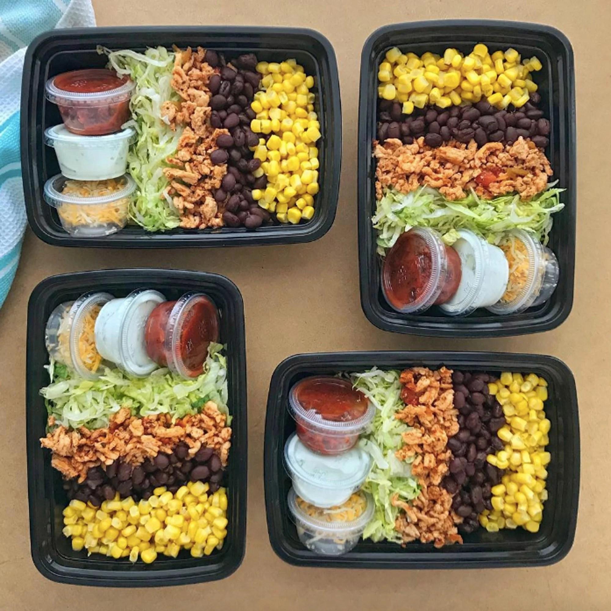 Healthy Lunch Menu Ideas