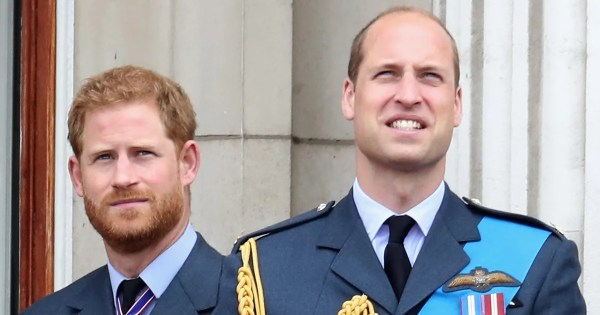 "Prince Harry Addresses Rumours of a Rift Between Him and William: ""Inevitably Stuff Happens"""