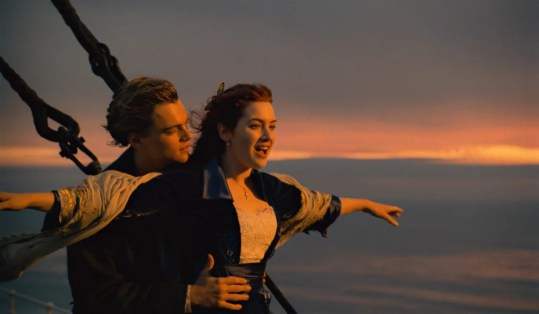 Image result for titanic rose and jack