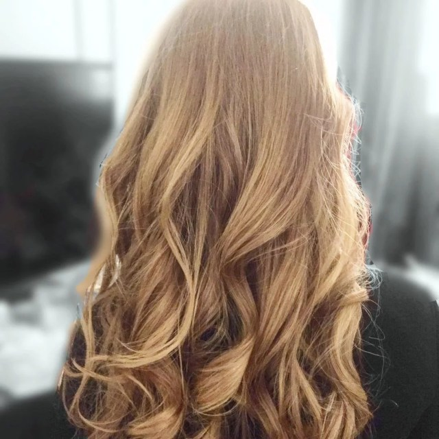 long hairstyles for thick hair | popsugar beauty australia