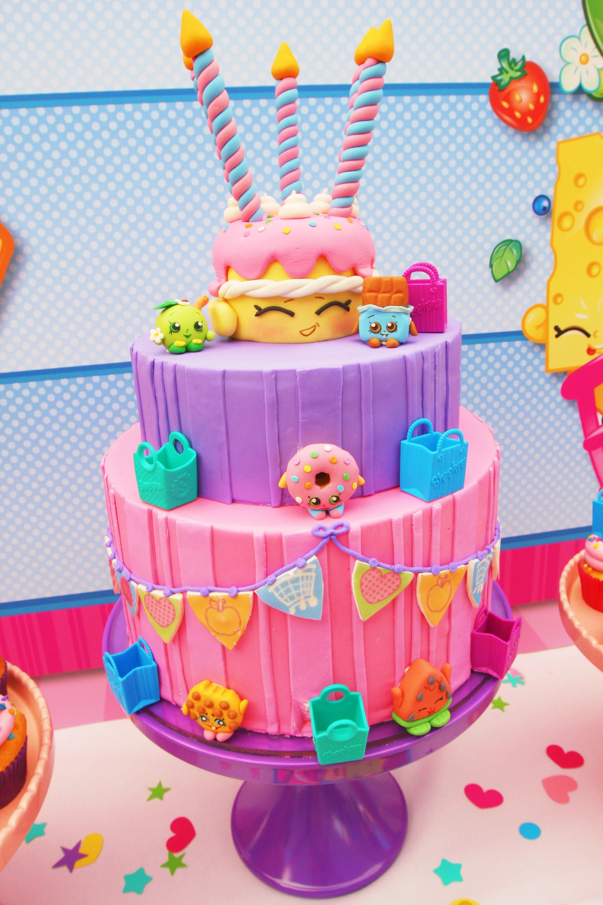 Baby Toddlers Kids Parenting This Shopkins Birthday Party Puts All Others To Shame Popsugar Family Photo 35