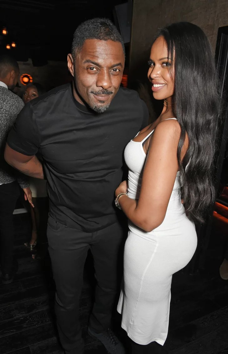Idris Elba And Sabrina Dhowres Cutest Pictures POPSUGAR Celebrity Photo 6