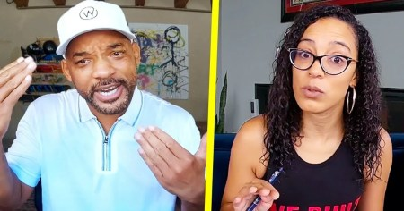 WATCH: Will Smith Urges Americans to Elect People With 'God and Love in Their Hearts' as He Discusses Race in America With Angela Rye