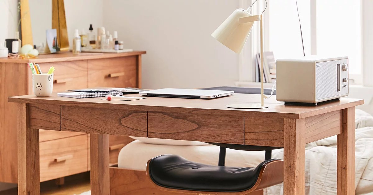 Now That You're Working From Dwelling, These 13 Affordable Desks Will Be Super Helpful