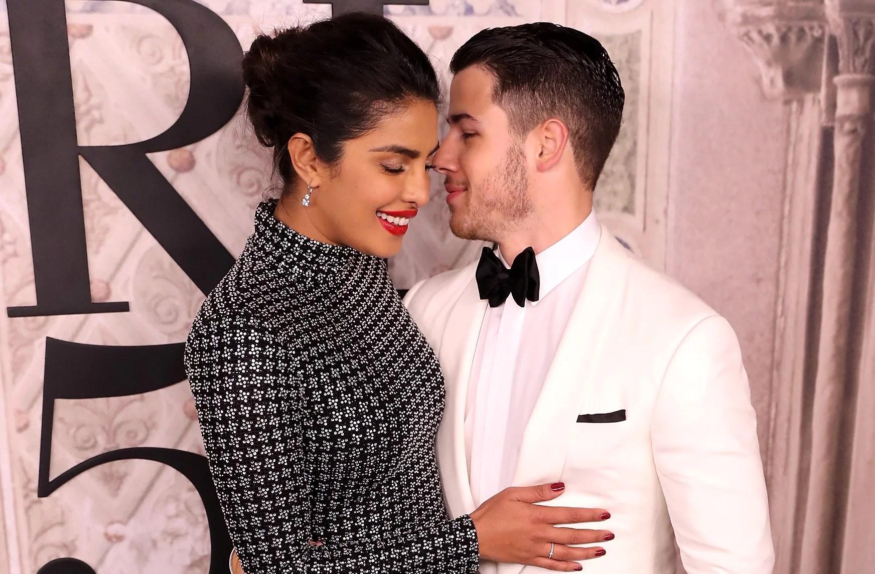 How Old Are Nick Jonas And Priyanka Chopra