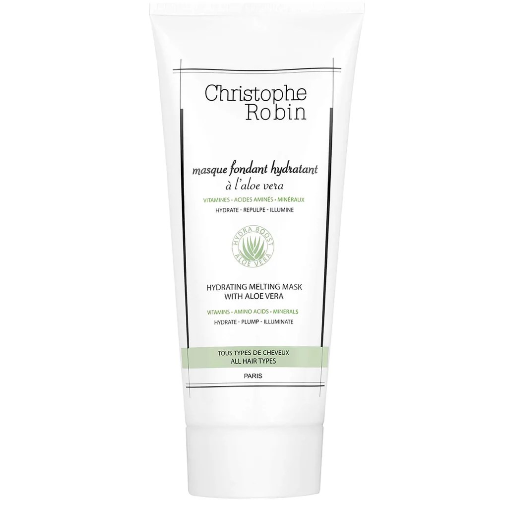 For Afro Hair Textures: Christophe Robin Hydrating Melting Mask with Aloe Vera