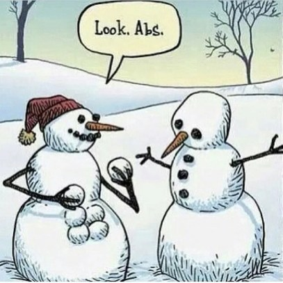 Image result for snowman lose weight