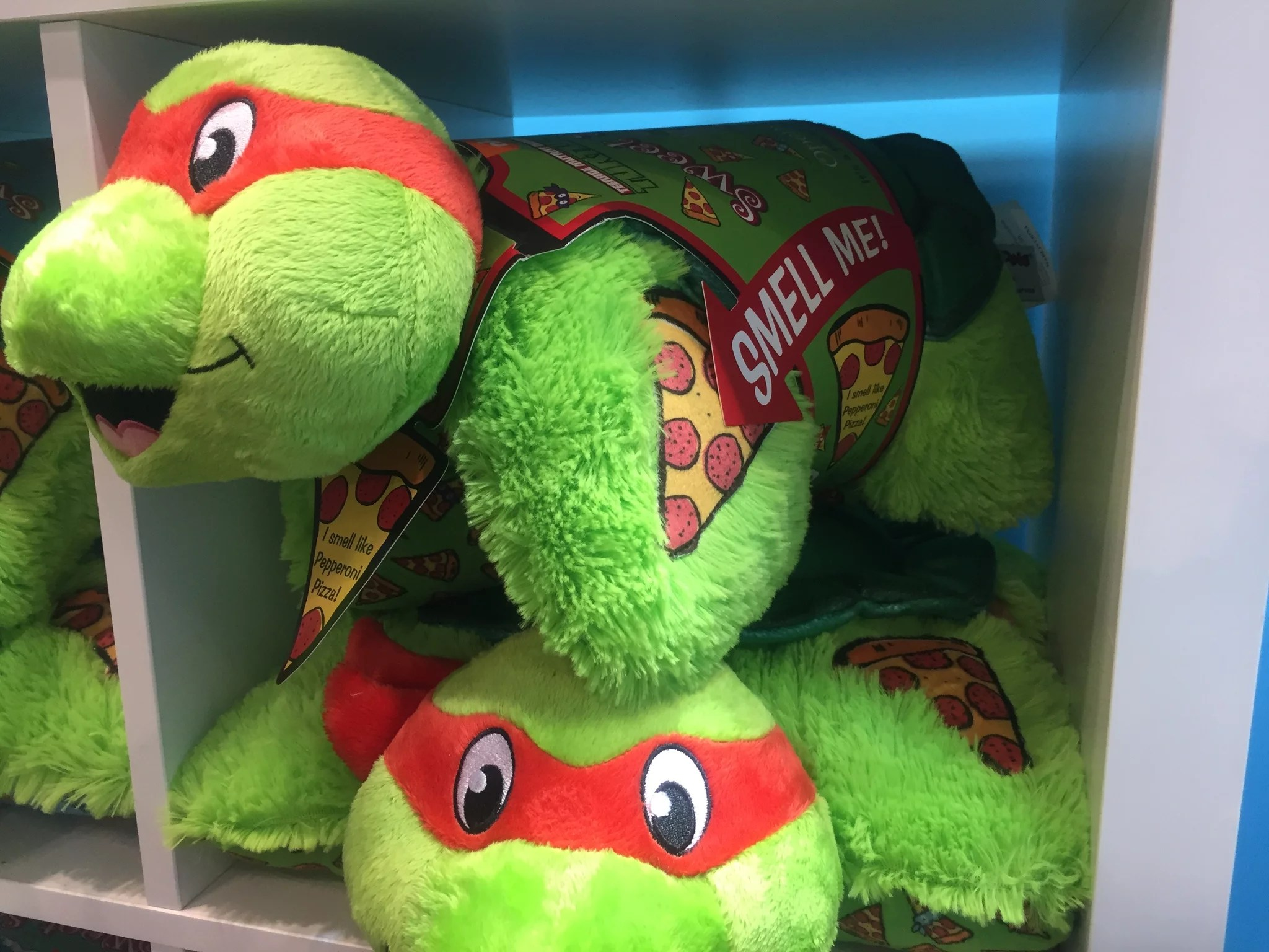 pillow pets sweet scented pets